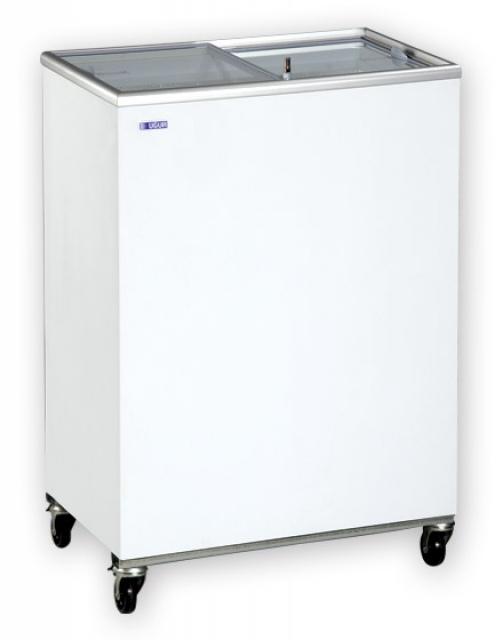 UDD 100 SC (KH-CF100 SC) | Mélyhűtőláda csúszó üvegtetővel