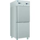 COMBI CC700 INOX - Solid door INOX cooler with double cooling space