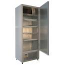 CC 725 (SCH 600) INOX | Teleajtós rozsdamentes hűtőszekrény
