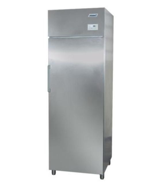 SMR 700 GN INOX - Teleajtós rozsdamentes fagyasztószekrény