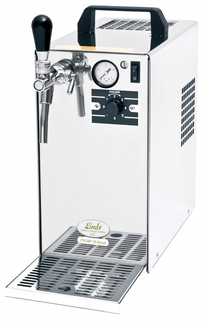 PYGMY 30/K Profi | Száraz hűtésű, egykörös sörcsapoló beépített légkompresszorral
