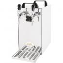 KONTAKT 40/K Green Line - Dry contact double coiled beer cooler with built-in air compressor
