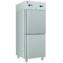 COMBI CF700 INOX - Combined INOX cooler and freezer