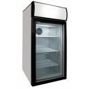 LG-80 - Üvegajtós hűtővitrin