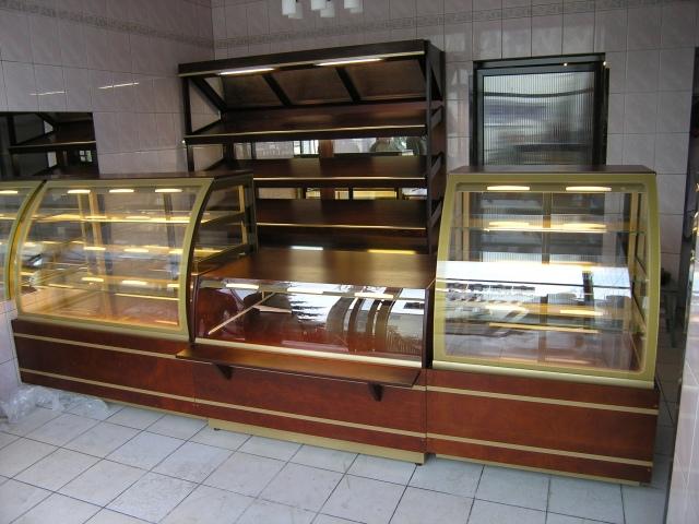 C-1 CL 60/CH CARMELLA - Süteményes pult