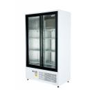 CC 1200 SGD (SCH 800 R) | Csúszó üvegajtós hűtővitrin