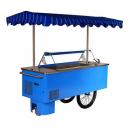 K-1 RK 7 - RIKSHA Kerekes fagylaltos kocsi