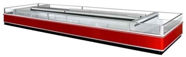 WMU Ursa 01 1,65 - Mélyhűtősziget