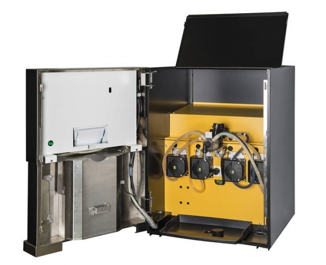 JDM 4400 CO2 - Italadagoló automata