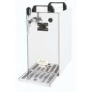 KONTAKT 40/K Green Line - Dry contact 1 coiled beer cooler with built-in air compressor