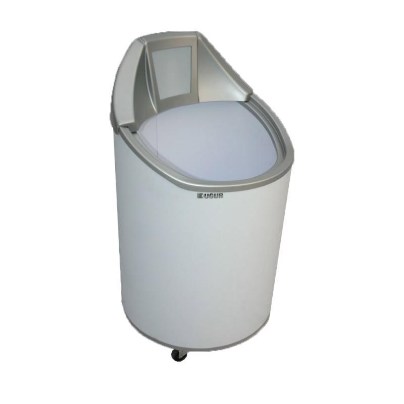 UMD 65 KS - Nyitott italhűtő
