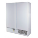 SCH 1400 INOX refrigerator with double doors