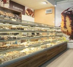 LCC Carina 04 1,0 - Süteményespult