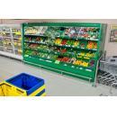 RCO Octans F&V 2,5 - Hűtött faliregál zöldségekhez és gyümölcsökhöz