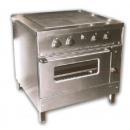 NT-1406 - 4 főzőlapos elektromos tűzhely sütővel