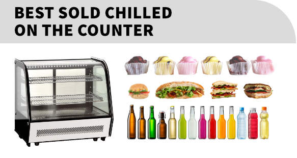 Display coolers now with 25% discount!